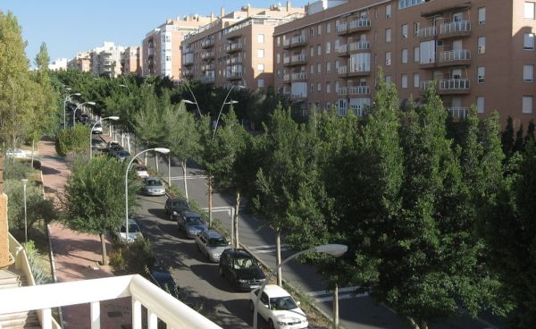 Avenida de Mediterráneo