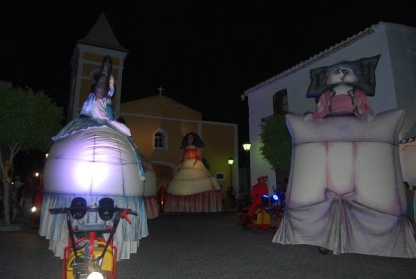 Axioma Teatro en Los Gallardos