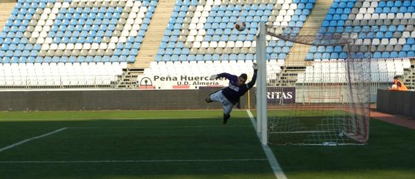 Empate cordobesista en el Mediterráneo de la UD Almería B en Segunda División B