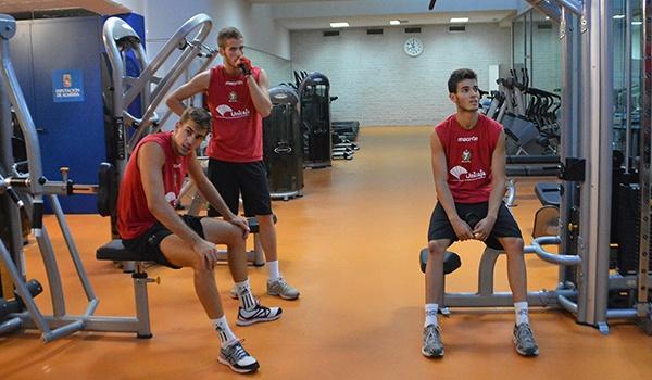 Unicaja Almería campeón de la Superliga de Voleibol es muy joven para defender título