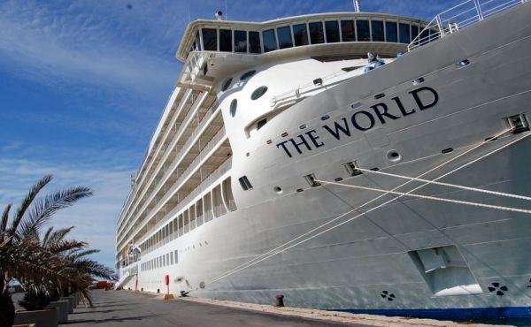 Crucero de Lujo Puerto de Almería