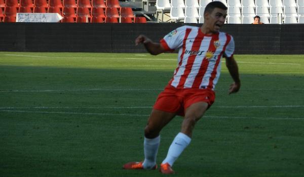 Granada B vence al Almería B en Segunda División B