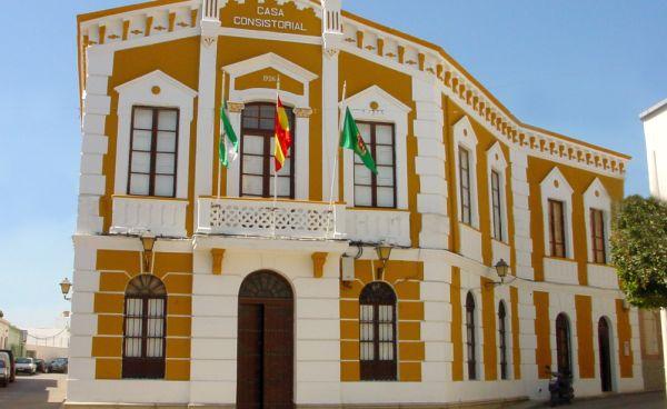 Fachada Ayuntamiento Pechina