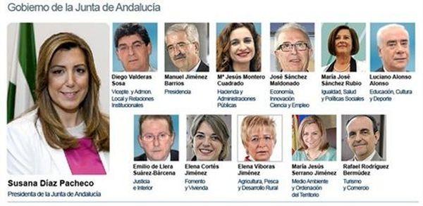 Gobierno Susana Díaz