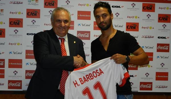 La UD Almería se ha traído de Portugal a un futbolista del Sporting de Braga