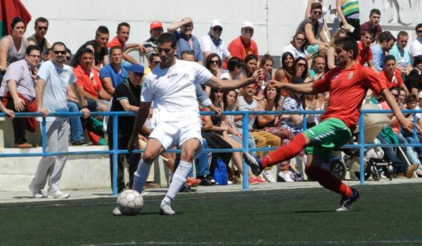 Tercera División con equipos de Almería, Jaén, Málaga y Granada