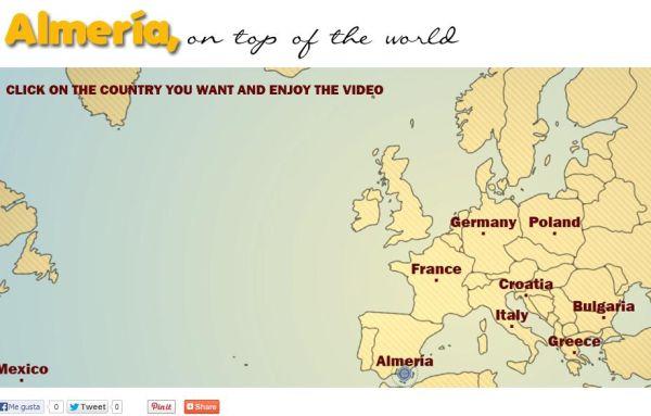 Mapa campaña