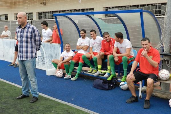 Primera División Andaluza grupo IV