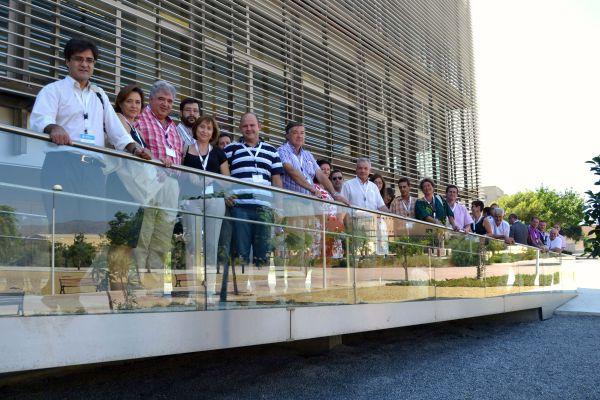 Participantes XXXI Jornadas Ingenieria Quimica