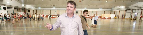 Presidente de Casi en Casi aeropuerto