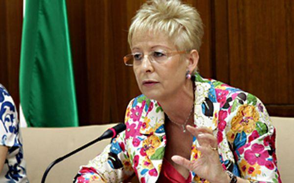 Elena Víboras consejera de Agricultura