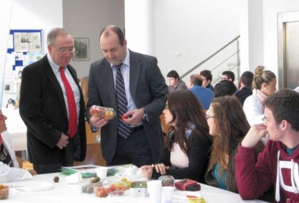 Cafe con ciencia 2012