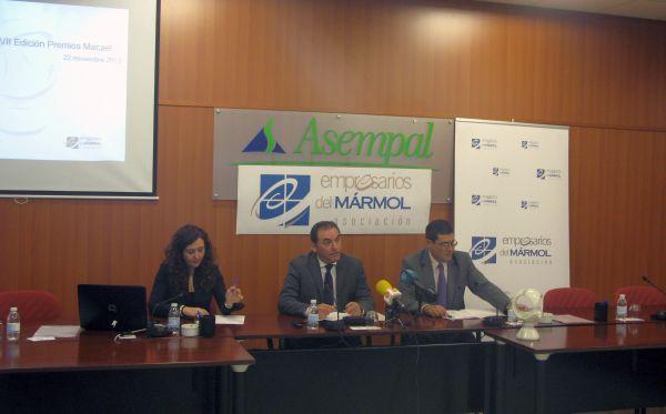 Presentación Premios del Mármol