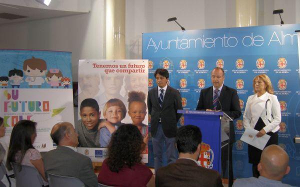 Alcalde de Almería presenta proyectos Almería Urban
