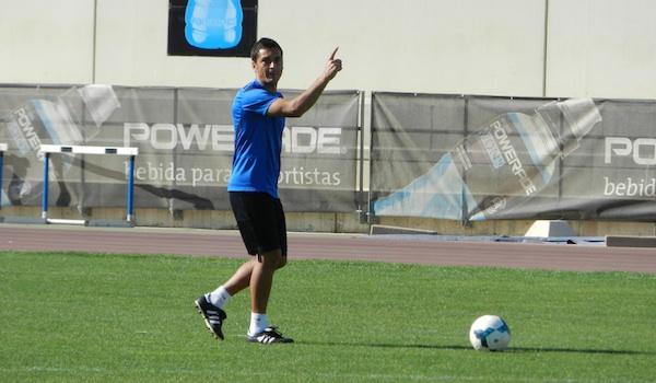 El Almería se la juega ante el Rayo Vallecano
