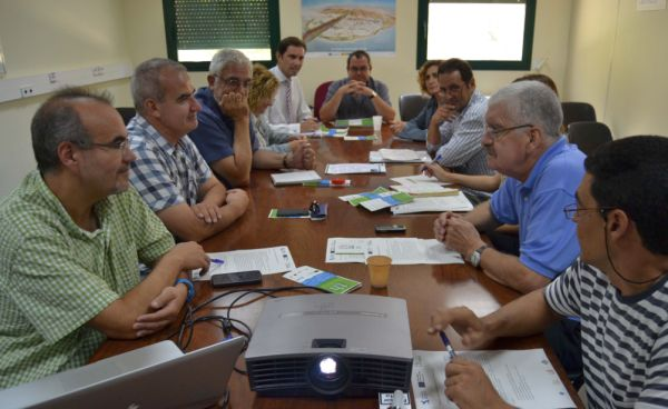 Investigadores que viajan a Nador