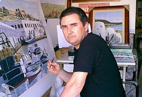 Juan Tijeras, Acuarelas