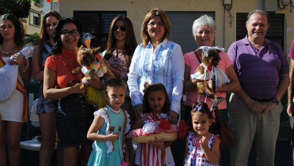 Concurso de mascotas Gádor