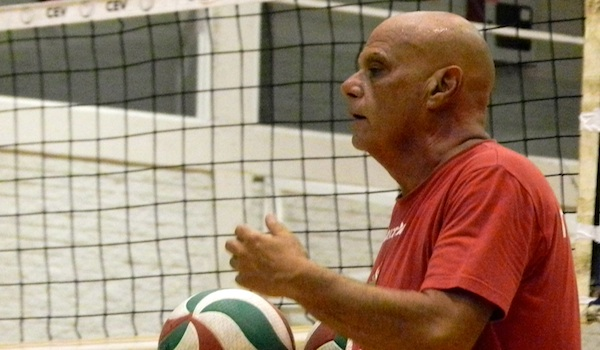 Unicaja Almería de voleibol inicia la Superliga