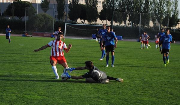 UD Almería en Segunda División B