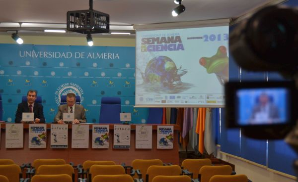 Presentacion Semana Ciencia 2013