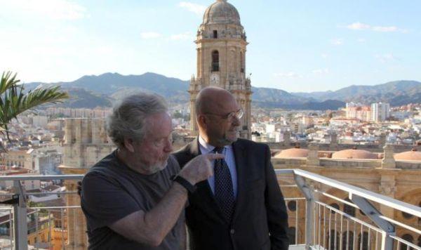 Scott en Almería