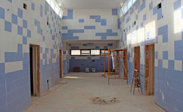 Centro de salud La Mojonera