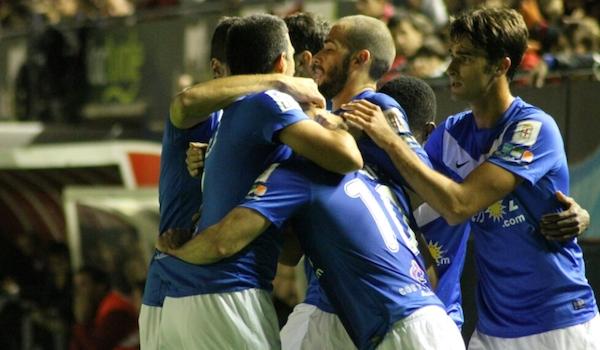 Liga BBVA victoria ante Osasuna