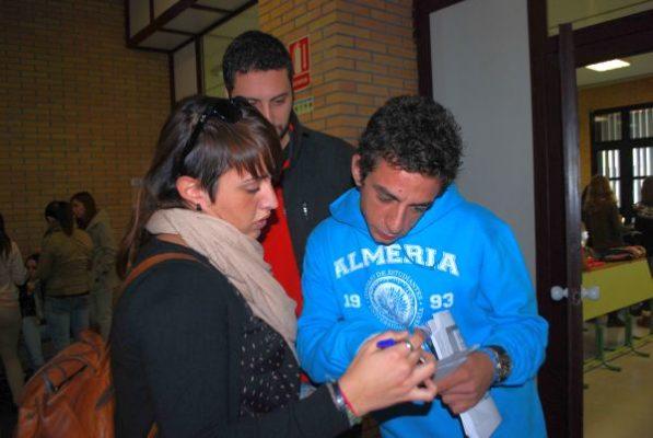 Jóvenes universitarios andaluces se forman en liderazgo en la UAL