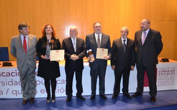 premiados Premio Implicacion Social Consejos Sociales