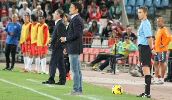 UD Almería y Real Valladolid