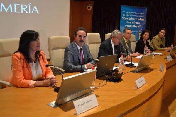 Inauguración Congreso Educacion Intercultural
