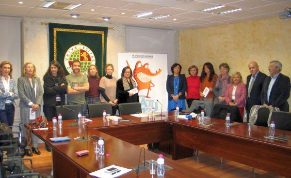 Presentación VI Encuentro Andaluz de Teatro Universitario
