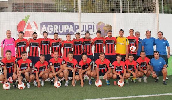 Tercera División Almería en Andalucía y Murcia