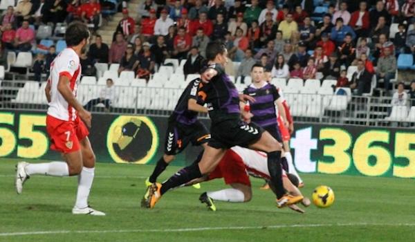 La UD Almería en Liga BBVA