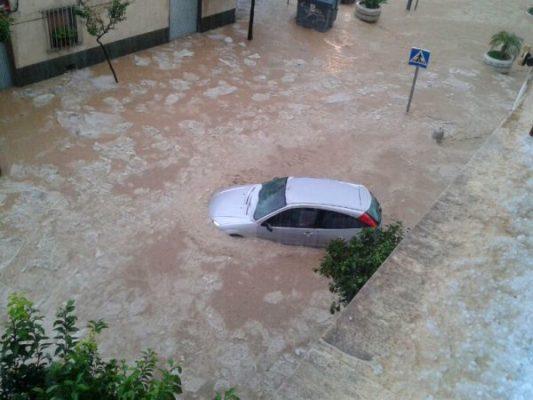 Almería, la provincia andaluza que menos agua de lluvia recoge en el inicio del año agrícola