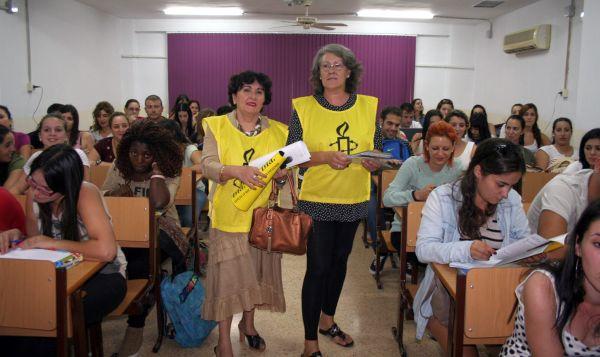 Trabajo Social-Amnistía Internacional