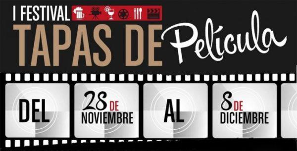 Festival tapas de película