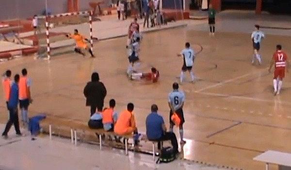 Derby histórico en el fútbol sala de Almería