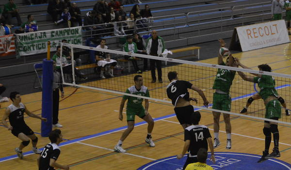 Superliga voleibol Unicaja