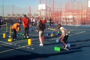 Día de la Discapacidad Baloncesto