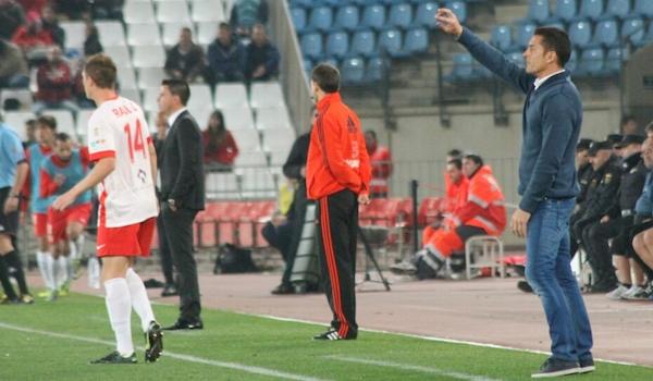 UD Almería Copa del Rey con Las Palmas
