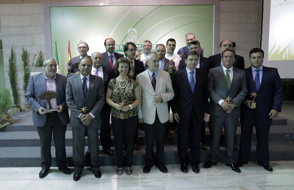 Premios Andalucía Agricultura 2012