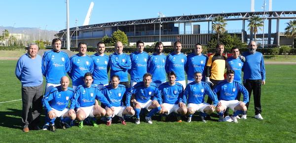 Fútbol veterano de Almería