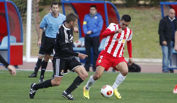 UD Almería B en Segunda División B