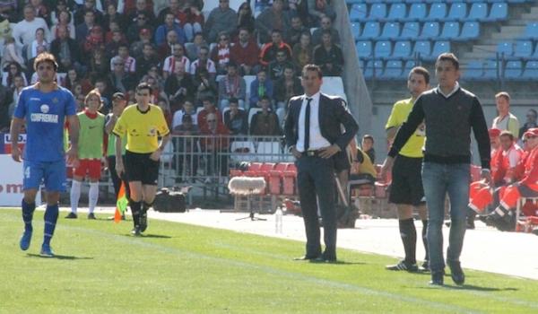 UD Almería - Getafe Liga BBVA