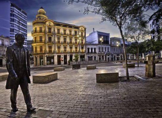Puerta-de-Purchena-Almeria- Domingo Leiva