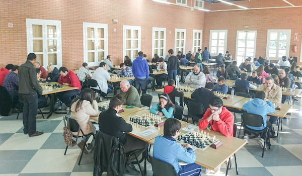 El Club de Ajedrez de Roquetas domina la jornada del Provincial ...