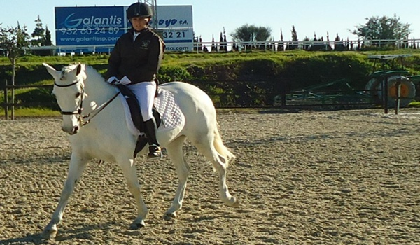 Liga Provincial de Saltos de Hípica en Almería