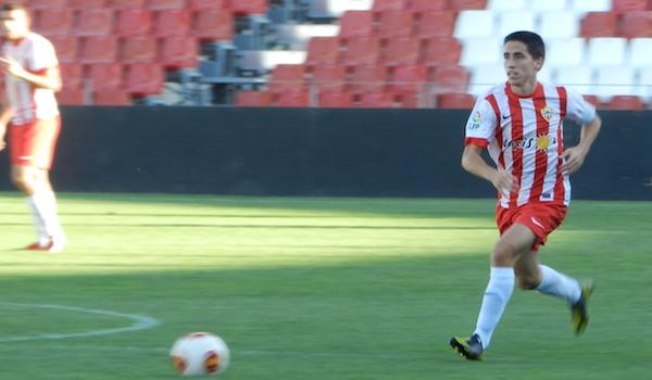 UD Almería B Segunda División B Cartagena